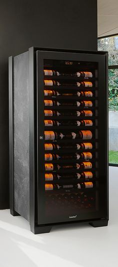 EuroCave Royale, the best wine cabinet in the world with self-monitoring of humidity Hotel Gym, Self Monitoring, Wine Cabinets, 40 Years, Good Things, Wine Racks