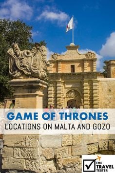 Game of Thrones Locations Malta and Gozo