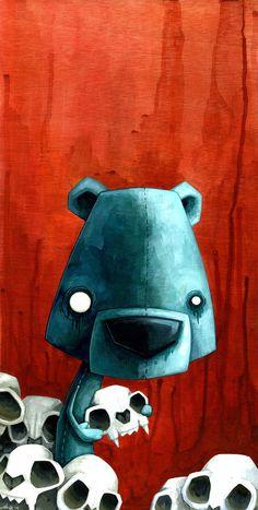 - 2009 - Bearskull