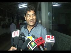 Johnny Lever at the special screening of ITS ENTERTAINMENT.