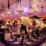 Decoración de jardines para bodas al aire libre!
