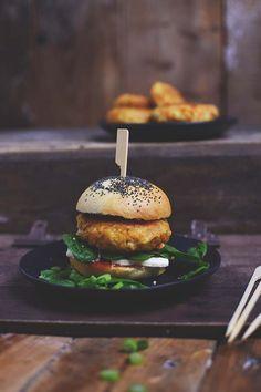 Linsenburger: orientalisch und vegetarisch ⋆ Knusperstübchen