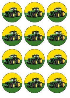 photograph relating to John Deere Printable known as John Deere Tractor Printables