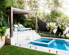 Bondi - Relaxation on Multiple Levels - Growing Rooms - Landscapes For Outdoor Living