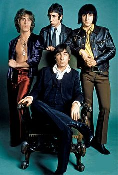 Cool pic of The Who...