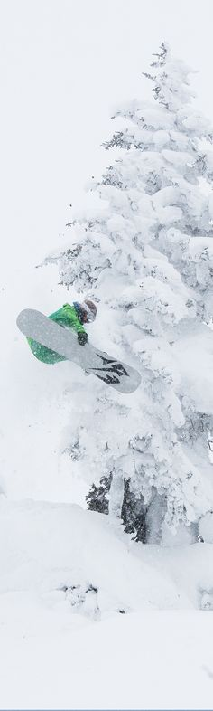 The Norrøna narvik collection, for the ultimate freestyle experience.   www.norrona.com