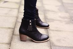Koah Oria ankle boots