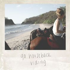I love horses plus I have riding lessons every week I love horse back riding