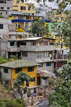 Quito in Colors by Manojo (el jamman), via Flickr