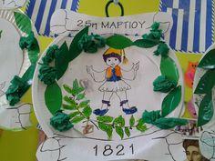 ΤΑΞΙΔΙ ΜΕ ΤΟ ΑΕΡΟΣΤΑΤΟ ΤΟΥ ΝΗΠΙΑΓΩΓΕΙΟΥ: 25Η ΜΑΡΤΙΟΥ March, Crafts, Crafting, Handmade Crafts, Diy Crafts, Craft, Arts And Crafts, Artesanato, Mars