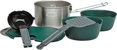 Amazon.com: STA01715-BRK Prep & Cook Set Stainless: Sports & Outdoors
