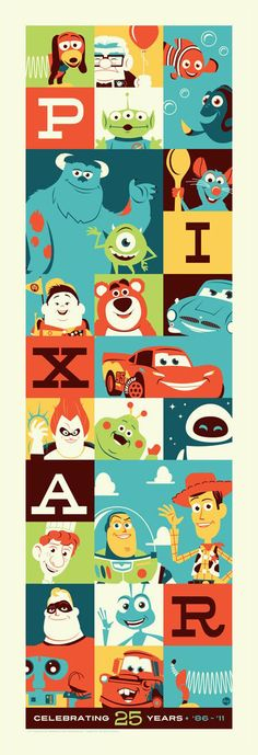 every pixar movie ever made is amazing. except for maybe bug's life.