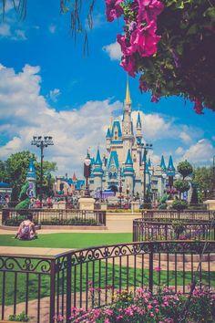 Cinderella Castle in Magic Kingdom, Walt Disney World