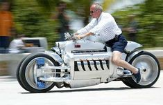 Dodge Tomahawk-Complete overkill