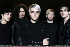 March 22nd... Why did I get into MCR AFTER MARCH 22ND 2013, WHY??? But hey, at least we still have their music!