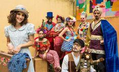 A peça conta a história de Lili (Julia Bernat), uma jovem do interior de Minas Gerais que acaba de perder os pais e vem ao Rio de Janeiro em busca de um emprego. A primeira coisa que ela encontra é um circo mambembe que  a acolhe