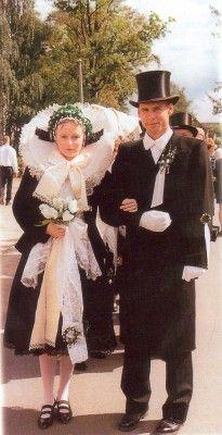 Sorbians / Lusatians - ethnic Slavic minority in eastern Germany