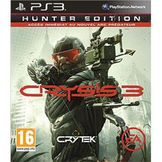 Crysis 3 - PlayStation 3, FPS (PEGI 16)