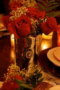 Romantic Valentine Candlelight Dinner
