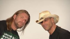 Put these 2 together...lotsa action and lotsa laughs!! DX (Triple H and HBK)