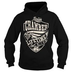Team CHAMBER Lifetime Member Dragon T-Shirts, Hoodies. SHOPPING NOW ==► https://www.sunfrog.com/Names/Team-CHAMBER-Lifetime-Member-Dragon--Last-Name-Surname-T-Shirt-Black-Hoodie.html?id=41382