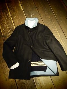 NAVY × WOOL その5 ~ nisica も参戦です : toulouse no osirase