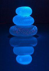 I ❤ COLOR AZUL INDIGO + COBALTO + AÑIL + NAVY ♡ ocean blue. Sea glass.