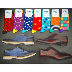 Which Soxy combo would you rock?  [Soxy is the world's hottest socks club for men]   www.Soxy.com