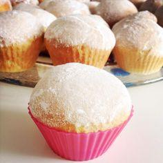 Rezept Berliner-Muffins von Stäbchenfisch - Rezept der Kategorie Backen süß