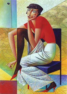 The Evening Dress Georgy Kurasov 2001