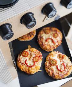 Lastenjuhlien pizzat, resepti – Ruoka.fi