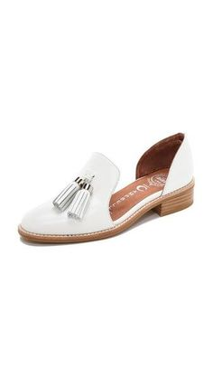 Jeffrey Campbell Open Case Flats - i might be weird for LOVING these #sexyshoes