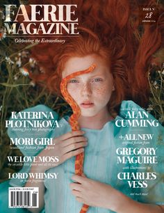 Faerie Magazine Issue #28, Autumn 2014, Pre-order