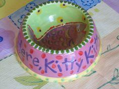 kitty bowl