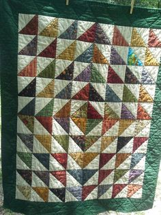 Betty's quilt
