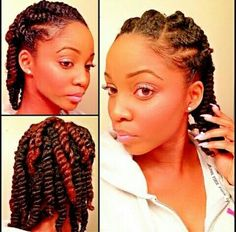 Large flat twists hair affair, natural hairstyles, flat twist hairstyles, b Pelo Natural, Natural Hair Tips, Natural Hair Journey, Natural Hair Styles, Natural Twists, Natural Curls, Natural Beauty, Twist Hairstyles, Protective Hairstyles