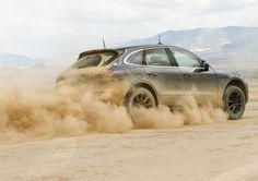 El Porsche Macan. Good for SA!