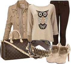 """Louis Vuitton Bag"" by nicola-conner ❤ liked on Polyvore"