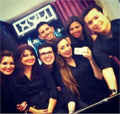 Beauty Team da NYX do Shopping Boulevard de Belém