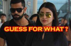 Anushka Sharma Meets Virat Kohli's Mother, Guess For What