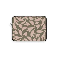 CUT OUTS LEAFS v3 LAPTOP SLEEVE — HypeSheriff