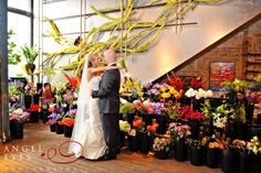 A New Leaf Wedding, unique Chicago venue