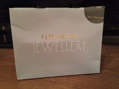 Just bought my Karen Walker necklace! #selfmade