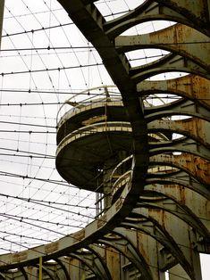 New York State Pavilion | Philip Johnson