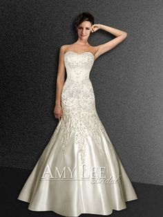 AmyLeeBridal. CUS005 - Customer Made Wedding Dresses - Bridal Gowns - Wedding Dresses