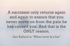 A Narcissist Always Returns (The Hoovering) good reminder of what prompts Hoovering episodes Crazy Ex Quotes, Left Me Quotes, Great Quotes, Dysfunctional Relationships, Toxic Relationships, Living With A Narcissist, Narcissistic Supply, Relationship Psychology, Narcissist Quotes
