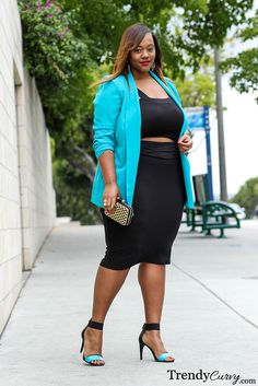 Love this!  Plus Size Fashion