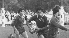 Mark Ella in his playing days with Randwick.