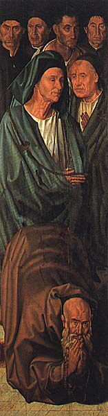 Painel dos pescadores, oficina de Nuno Gonçalves. Portugal, Spirituality, Van, Renaissance, Art Production, Portrait, Sculptures, Artists, Pintura