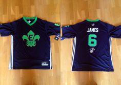 Lebron James - East All Star Nueva Orleans 2014 - Estados Unidos